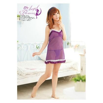 Lingerie Sleepwear Nightwear AF9155 [F]