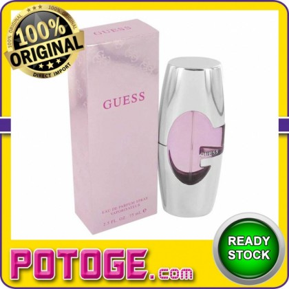 Guess (New) Pink Women 75ml (ORIGINAL AUTHENTIC PERFUME)