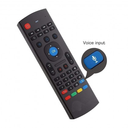POTOGE SMART MX3 Air Mouse Remote Control Airmouse Remote Keyboard Wireless Keyboard EVPAD MI BOX TX6 Android TV Box