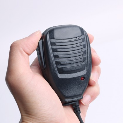 BAOFENG UV9R Plus [A] BF UV-9R / A58 / 9700 PTT Microphone Speaker Handheld Mic Walkie Talkie VHF UHF Radio Accessories