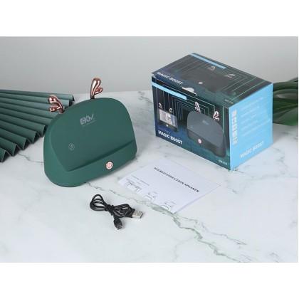 XM-318 Best Bore Speaker Sensor Induction Speaker Wireless Magic Boost Sound Amplifier Boombox Portable Phone Speaker
