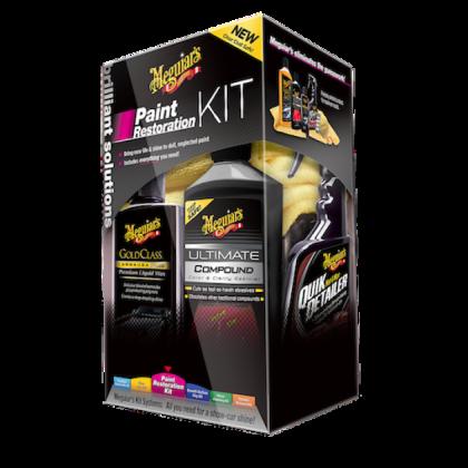 Meguiar's Brilliant Solutions Paint Restoration Kit G-3200 (Meguiars Original)