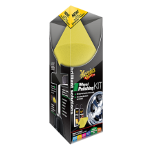 Meguiar's Brilliant Solutions Wheel Polishing Kit (Meguiars Original)