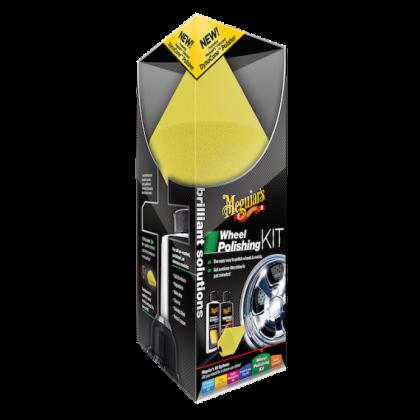 Meguiar's Brilliant Solutions Wheel Polishing Kit (Meguiars Original)
