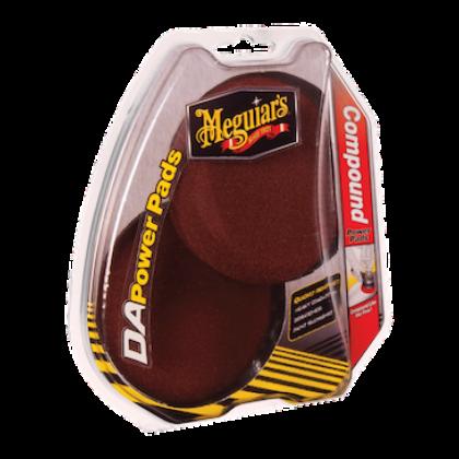Meguiar's DA Compound Power Pads (Meguiars Original)