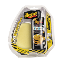 Meguiar's DA Polishing Power Pack (Meguiars Original)