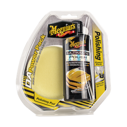 Meguiar's DA Polishing Power Pack (Meguiars Original)