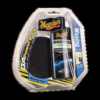 Meguiar's DA Waxing Power Pack (Meguiars Original)