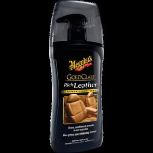 Meguiar's Gold Class™ Rich Leather Cleaner & Conditioner (Meguiars Original)