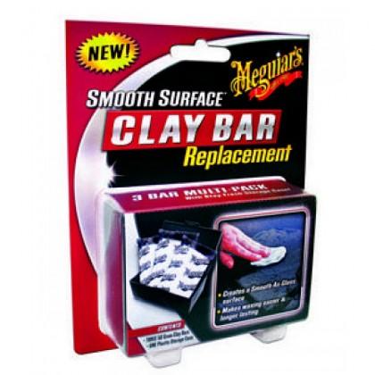 Meguiar's Smooth Surface Clay Bar Replacement (Meguiars Original)