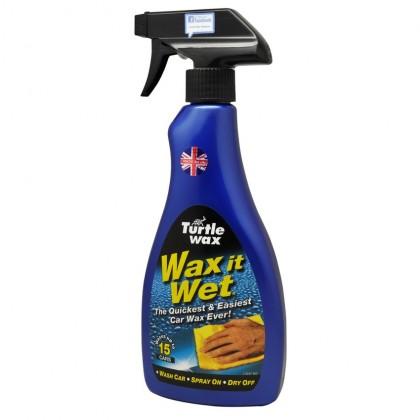 (ORIGINAL) TURTLE WAX® Wax it Wet®