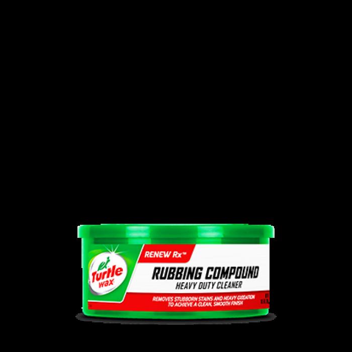 Original Turtle Wax 174 Renew Rx Rubbing Compound Heavy