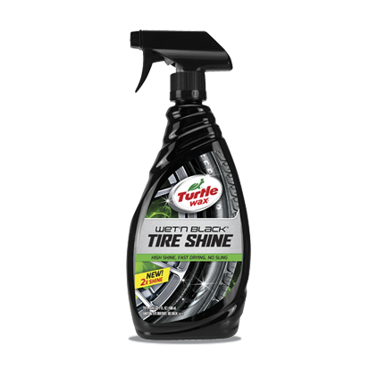 (ORIGINA) TURTLE WAX® PERFORMANCE PLUS™ WET'N BLACK™ ULTRA WET TIRE SHINE