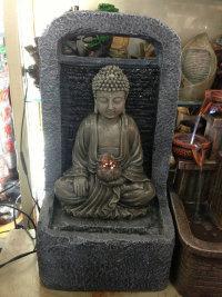 WATER FOUNTAIN - BUDDHA 16817  FENG SHUI WATER FEATURE HOME DECO GIFT