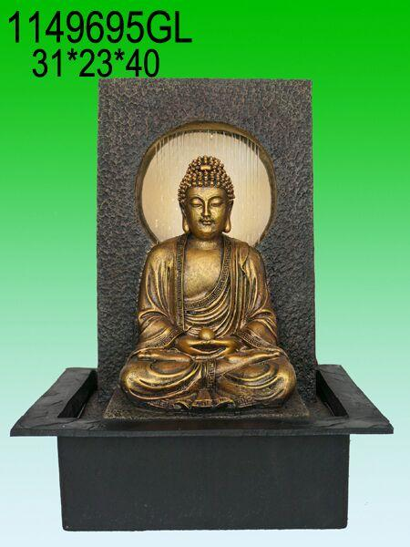 WATER FOUNTAIN -BUDDHA LX1149695  FENG SHUI WATER FEATURES FOUNTAINS