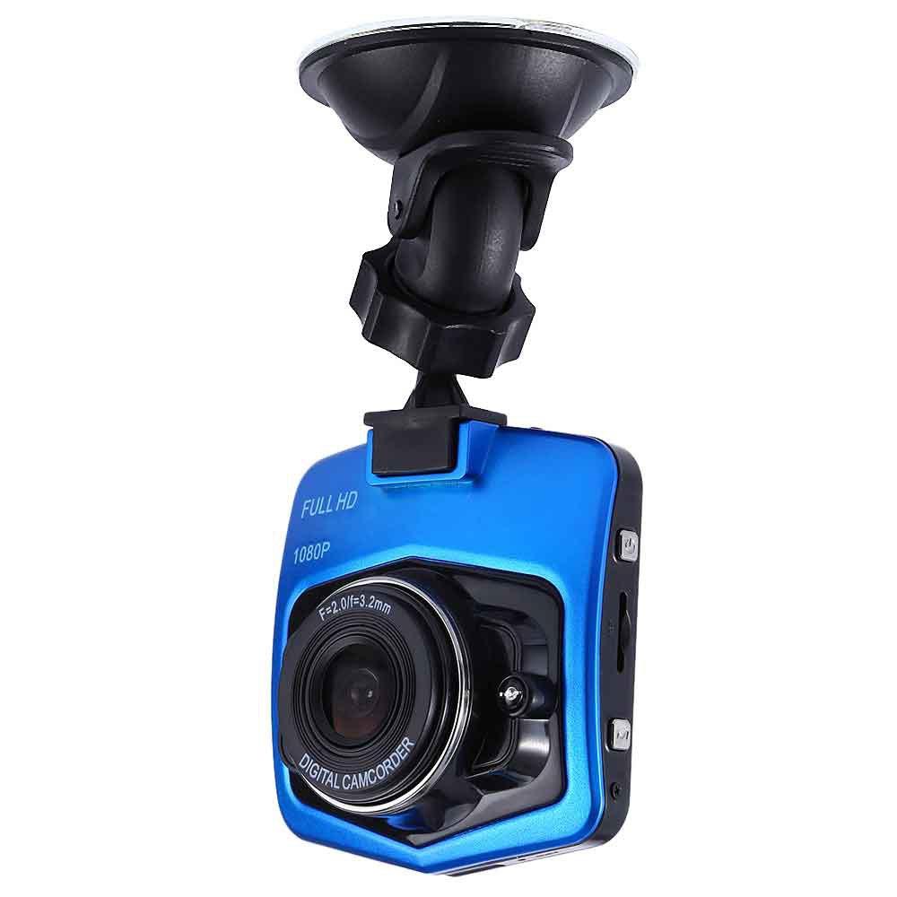 H400 FULL HD 1080P MINI CAR CAMERA DVR DETECTOR PARKING RECORDER VIDEO REGISTRATOR CAMCORDER 170 DEGREE ANGLE Black