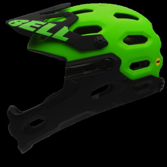 BELL Super 2R MIPS Equipped Full-face Helmet