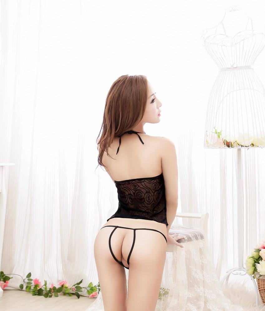 Very Sexy Open Bust Bikini YW665