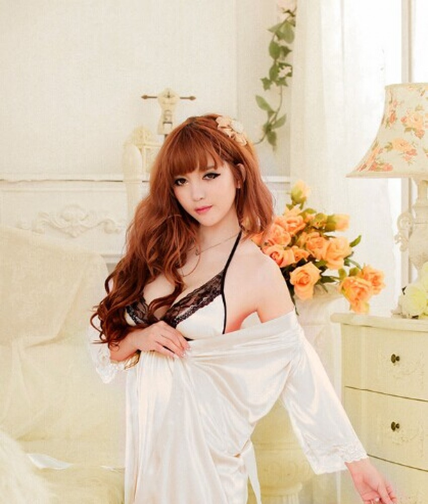 Sexy Babydoll Dress With Robes YW627(3PCS)