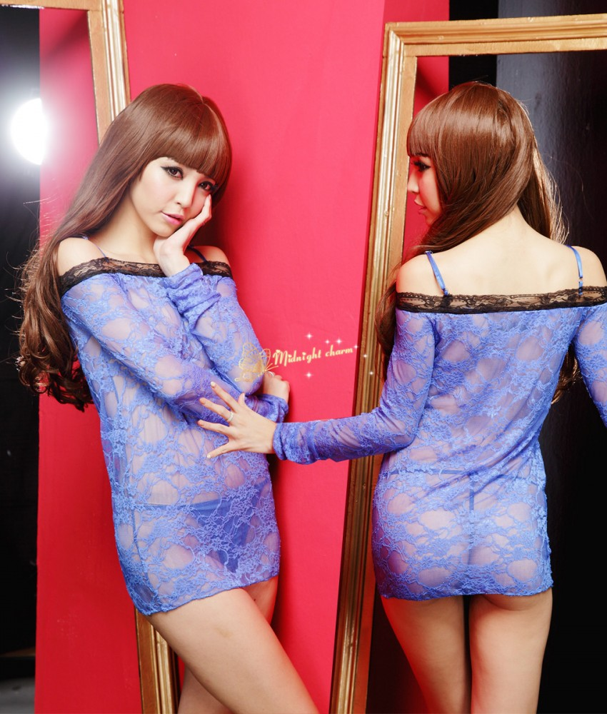 Sexy Bodystocking Dress YW653