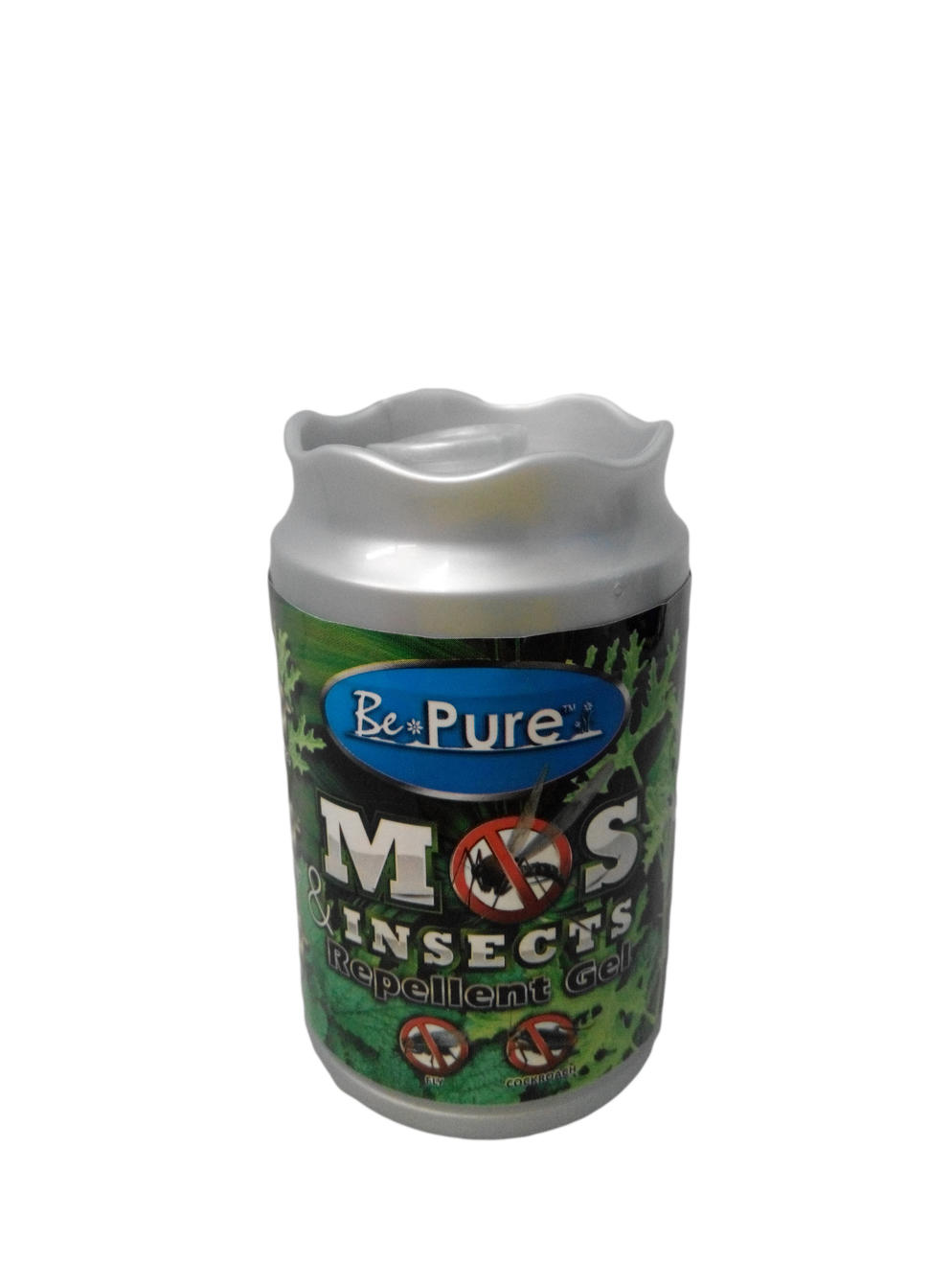 BE PURE Mosquitoes, Cockroaches And Insects Repellent Gel Lemon Grass Scents