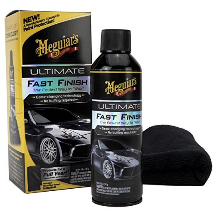 New Original Meguairs Meguiar S Ultimate Fast Finish