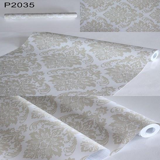 3D PVC SELF ADHESIVE WALLPAPER P2035