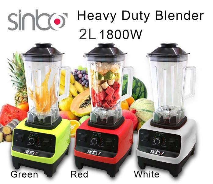 IV Heavy Duty Multifunction Blender 2L (1800W)