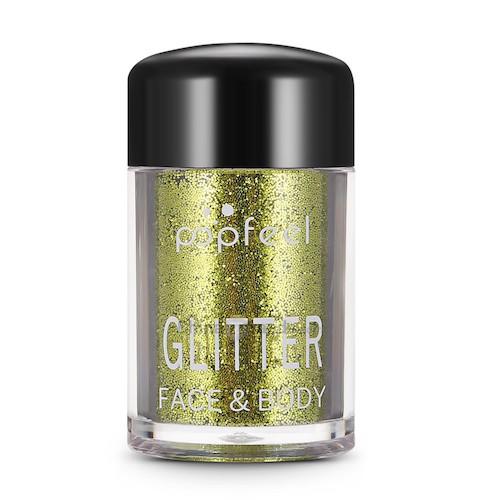 [LAST STOCK] POPFEEL 12 Color Brighten Eye Shadow Glitter Powder