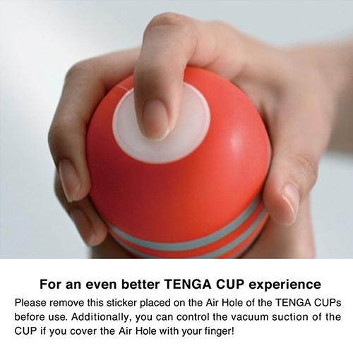 TENGA Soft Tube Cup (U.S.) [D]