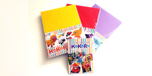 Kokoru A4 Package (With Instruction Booklet)