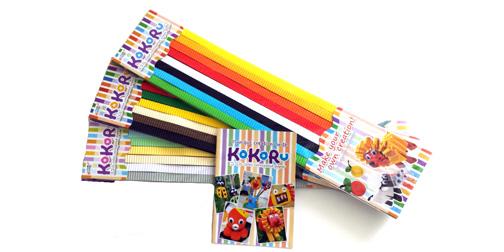 Kokoru Strip Package (With Instruction Booklet)