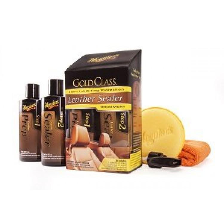 Meguiar\'s Gold Class™ Leather Sealer Treatment (Meguiars Original)