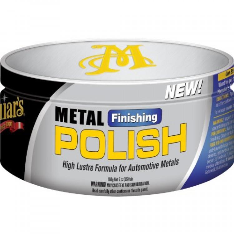 Meguiar\'s Finishing Metal Polish (Meguiars Original)