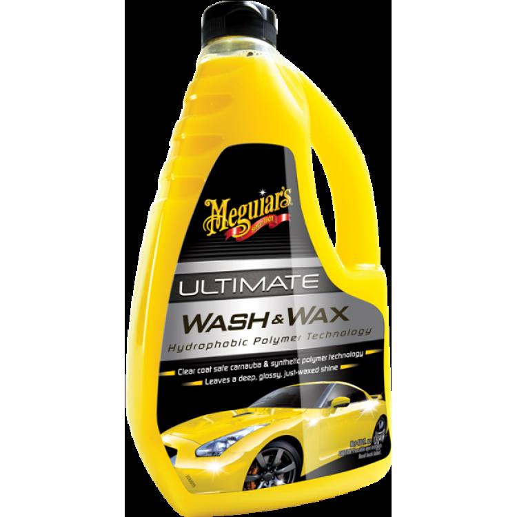 Meguiar\'s Ultimate Wash & Wax Car Auto Care (Meguiars Original) G17748