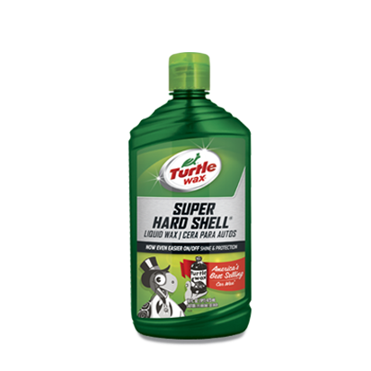 (ORIGINAL) TURTLE WAX® PERFORMANCE PLUS™ SUPER HARD SHELL® WAX LIQUID